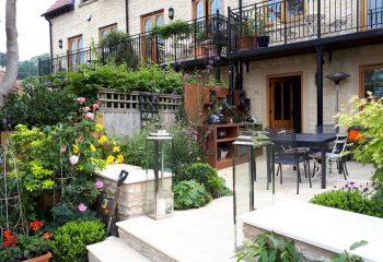 A Garden Kitchen